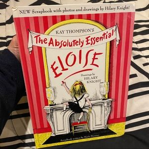 🎃10/$10 sale🎃 Essential Eloise Book